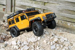 Monster truck RC auto trial DF-4J crawler XXL