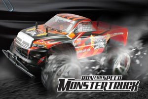 RC auta BIG KING 1:10